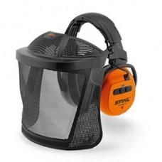 Stihl Gehoorbeschermer met Bluetooth® DYNAMIC BT-PC Met vizier van Nylon